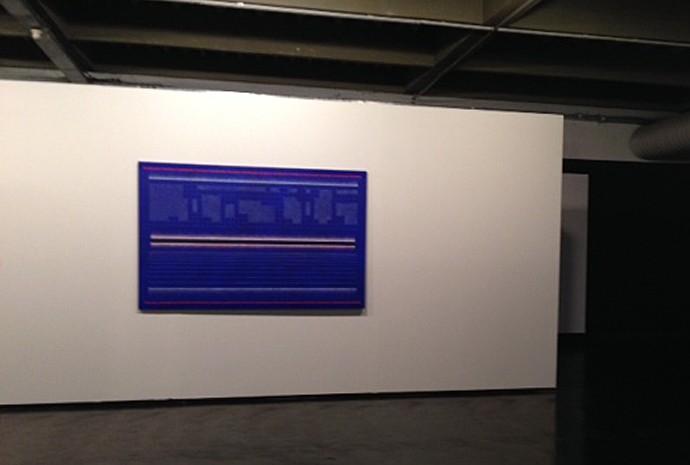 Trabalho de Luiz Alphonsus de 2014 Horizonte/Horizon