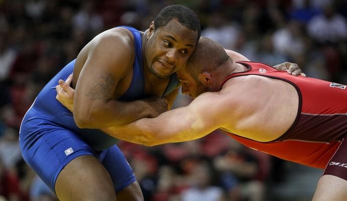 Daniel Cormier luta olímpica (Foto: Getty Images)