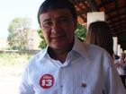 Wellington Dias critica acusações contra Dilma  (Catarina Costa/G1)