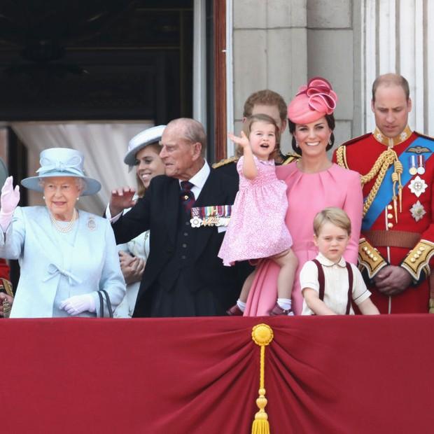 Rainha Elizabeth comemora 91 anos (Foto: Getty Images)