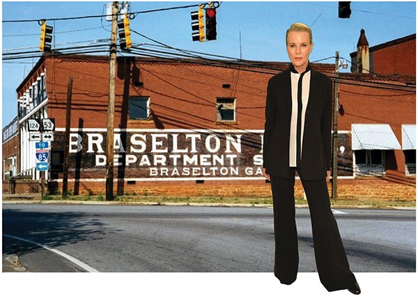 Kim Basinger / Town of Braselton, Georgia (Foto: Getty Images)