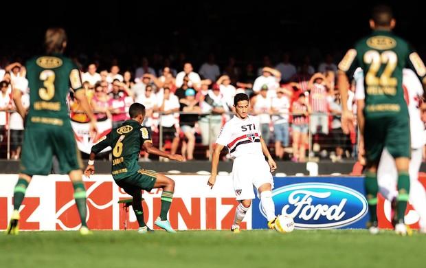 Ganso, São Paulo x Palmeiras (Foto: Marcos Ribolli)