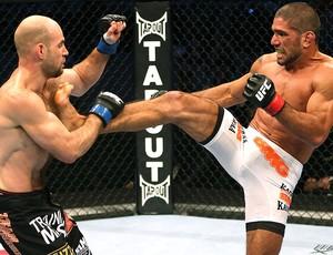Marcelo Guimaraes e Dan Stittgen, UFC (Foto: Agência Getty Images)