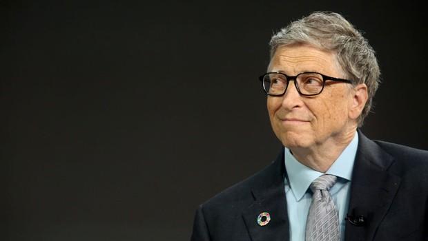 O cofundador da Microsoft Bill Gates (Foto: Yana Paskova/Getty Images)