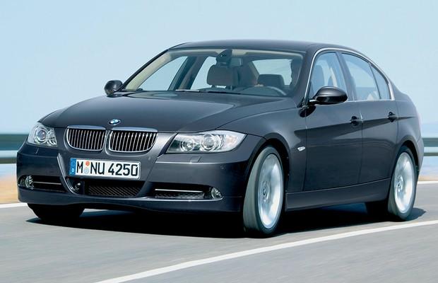 BMW Serie 3 2006 (Foto: Divulgação)