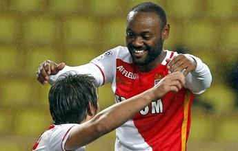 Ovacionado, Love tem boa atuação  na vitória do Monaco sobre o Bastia