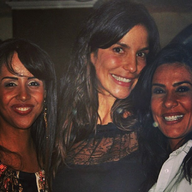 Carla Cristina, Ivete Sangalo e Scheila Carvalho (Foto: Instagram/ Reprodução)