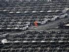Explosões em porto na China destroem milhares de carros novos