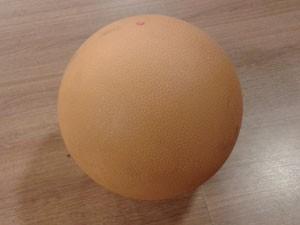 Medicine ball (Foto: Tadeu Meniconi/G1)