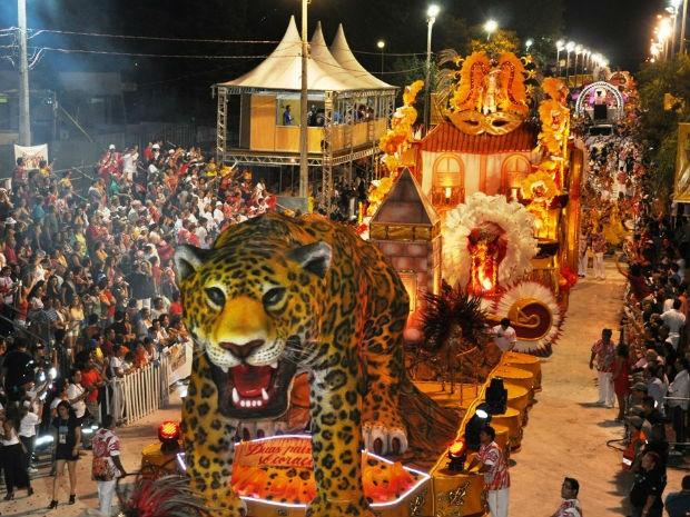 carnaval uruguaiana (Foto: Christian Bonilha/Divulgação)