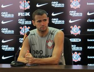 Leandro Castán, do Corinthians (Foto: Daniel Romeu / globoesporte.com)
