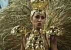 'Sou arroz  de festa', revela Sabrina Sato (Caio Kenji/G1)