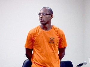 Marcos Bruno de Oliveira foi julgado e condenado a 18 anos e três meses (Foto: Reprodução/TV Mirante)
