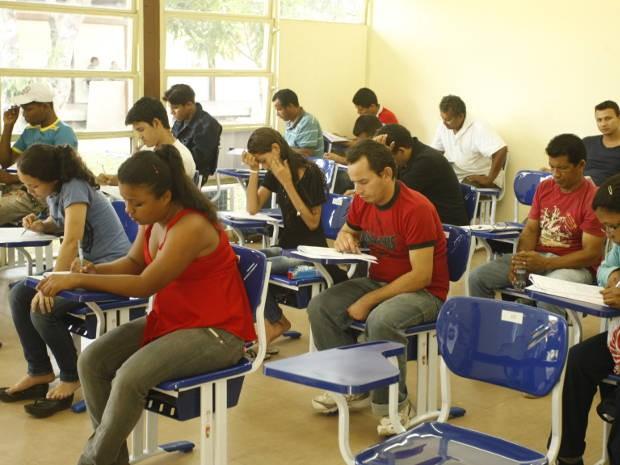 No Pará, em 2011, quatro instituições públicas de ensino superior utilizaram as notas do ENEM em seus vestibulares. (Foto: Fernando Araujo/ O Liberal)