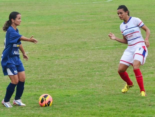 São José São Francisco Futebol Feminino Copa do Brasil (Foto: Tião Martins/Jogando Juntos)