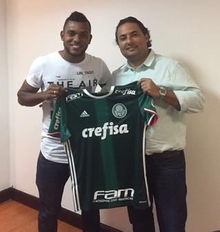 Borja Alexandre Mattos Palmeiras (Foto: Divulgação)
