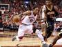 Raptors batem os Pacers e encerram jejum de 15 anos nos playoffs da NBA