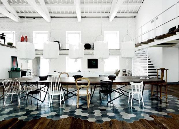 Sala integrada: 14 ideias para unir ambientes (Foto: Divulgação)