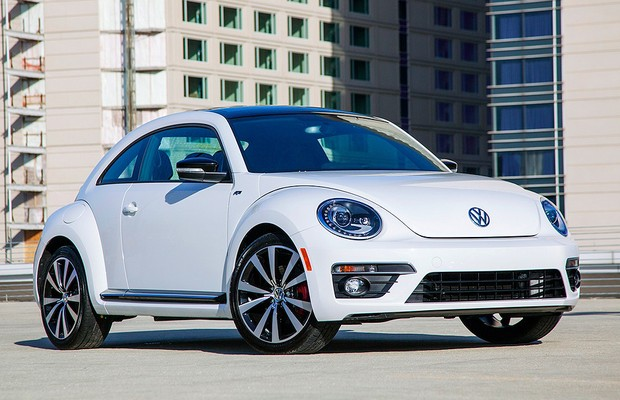 Volkswagen Beetle R Line (Foto: Divulgação)