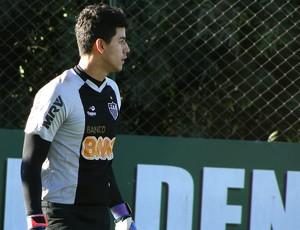 Renan Ribeiro, Atlético-MG (Foto: Lucas Catta Prêta / Globoesporte.com)