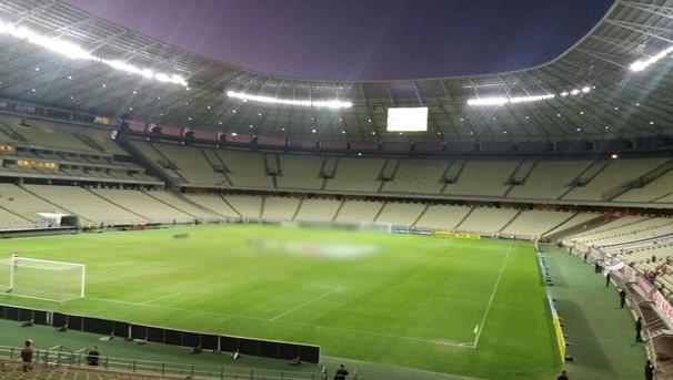 Arena Castelão recebe Ferrobiário x Itapipoca nesta quarta, 15/02 (Foto: Divulgação)