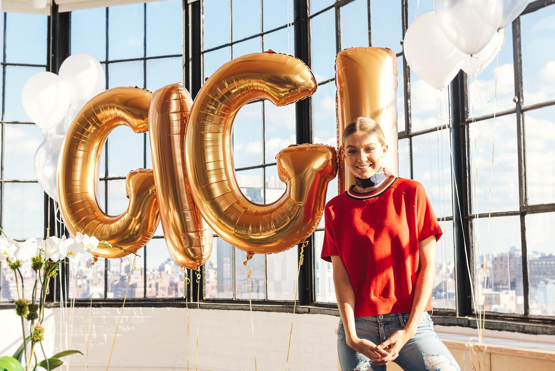 Gigi Hadid - Tommy Hilfiger   (Foto: Reprodução)
