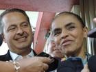 Campos diz que aguarda 'hora certa' para oficializar Marina como vice