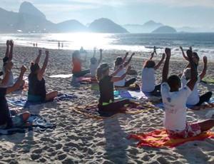 Yoga Quiosque (Foto: Divulgação)