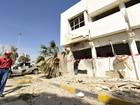 Bomba causa dano à delegacia em Benghazi, na Líbia; não há feridos