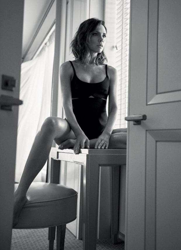 Victoria Beckham (Foto: Reprodução/ Revista Vogue/ LACHLAN BAILEY)