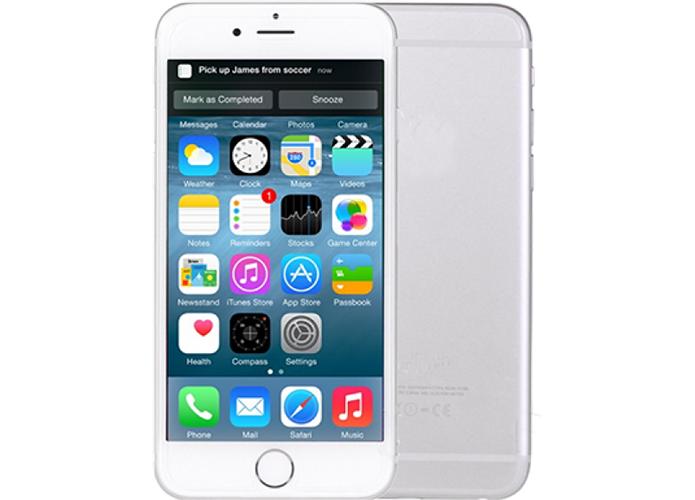Goophone i6S é cópia chinesa do iPhone 6S (Foto: Divulgação)