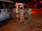 Forças policiais realizam operação contra a criminalidade em Palmas