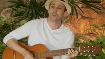 Confira bate papo com o cantor Luiz Dantas (Reprodução/TV Asa Branca)