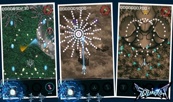 Jogo de nave simples e muito viciante está disponível para iPhone, iPod Touch e iPad (Foto: Divulgação / Magma Mobile)