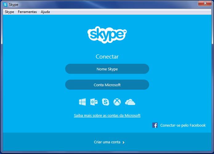 Aprenda a recuperar a senha da sua conta do Skype, mensageiro da Microsoft (Foto: Reprodução/Carol Danelli)