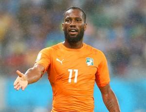 Didier Drogba gana (Foto: Getty Images)