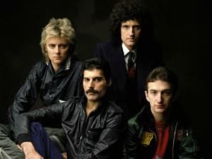 A banda Queen, em sua formação original (Foto: Site do artista)