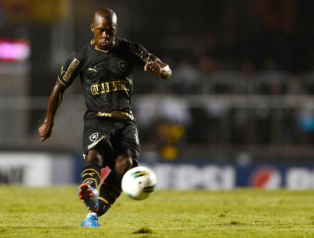 Seedorf Botafogo x São Paulo (Foto: Mauro Hurita / Ag. Estado)