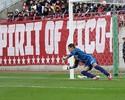 Sogahata pega pênalti e Kashima avança para semifinal da Copa do Imperador
