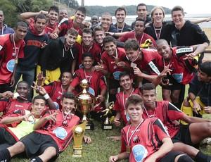 Ituano vence Copa Ouro 2013 sub-20 (Foto: Divulgação/Ituano)