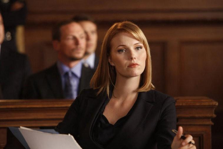 Gillian Hardwicke (Melissa Sagemiller)  (Foto: NBCUniversal)