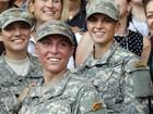 Exército dos EUA permite ingresso de mulheres nos Rangers