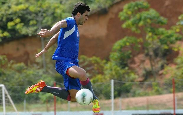 Ronaldo Alves, zagueiro do Náutico (Foto: Aldo Carneiro / Pernambuco Press)
