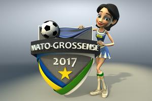 Musa do Mato-Grossense (Foto: Arte/TVCA)