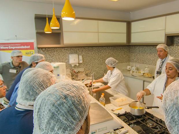 Curso gratuito ensinará truques culinários para quem pretende trabalhar no ramo. (Foto: Divulgação/Workshow)