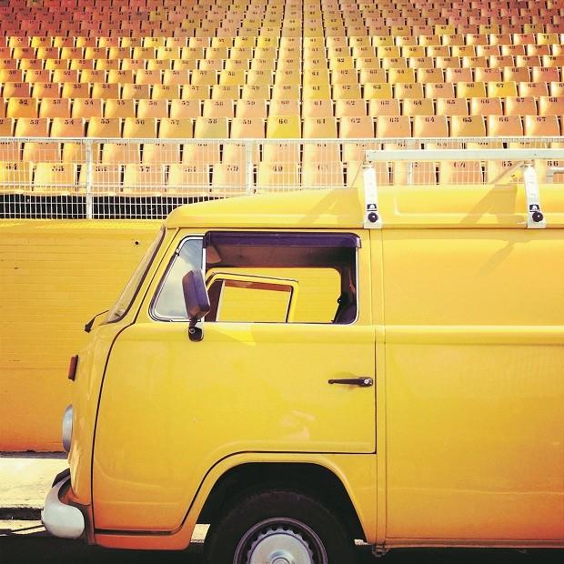 Yellow, yellow, yellow (Foto: Danny Zappa/Divulgação)