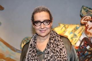 Betty Lago em show em São Paulo (Foto: Paduardo/ Ag. News)