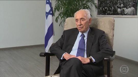 Shimon Peres: veja a repercussão da morte do Nobel da Paz e líder de Israel