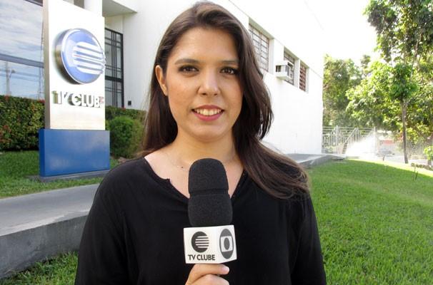 Dalyne Barbosa (Foto: Carliene Carpaso/G1 Piauí)