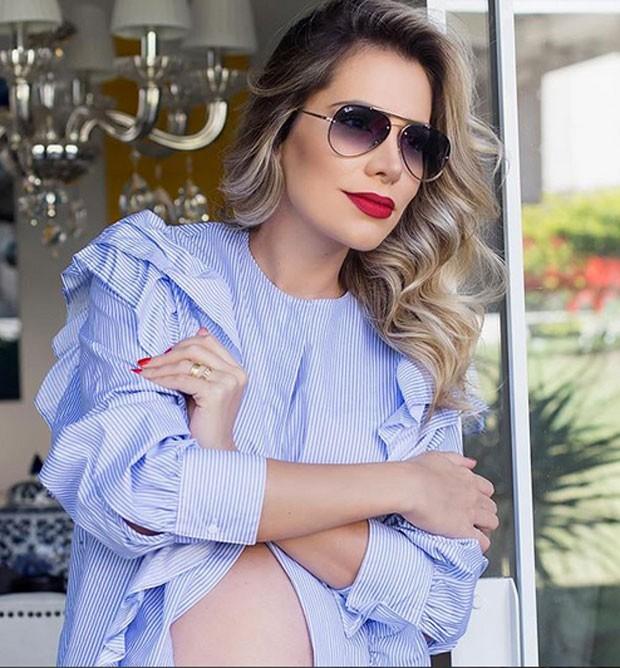 Adriana Sant'Anna  (Foto: Reprodução)
